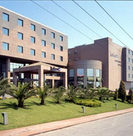 Отель Radisson SAS Conference and Airport 5*